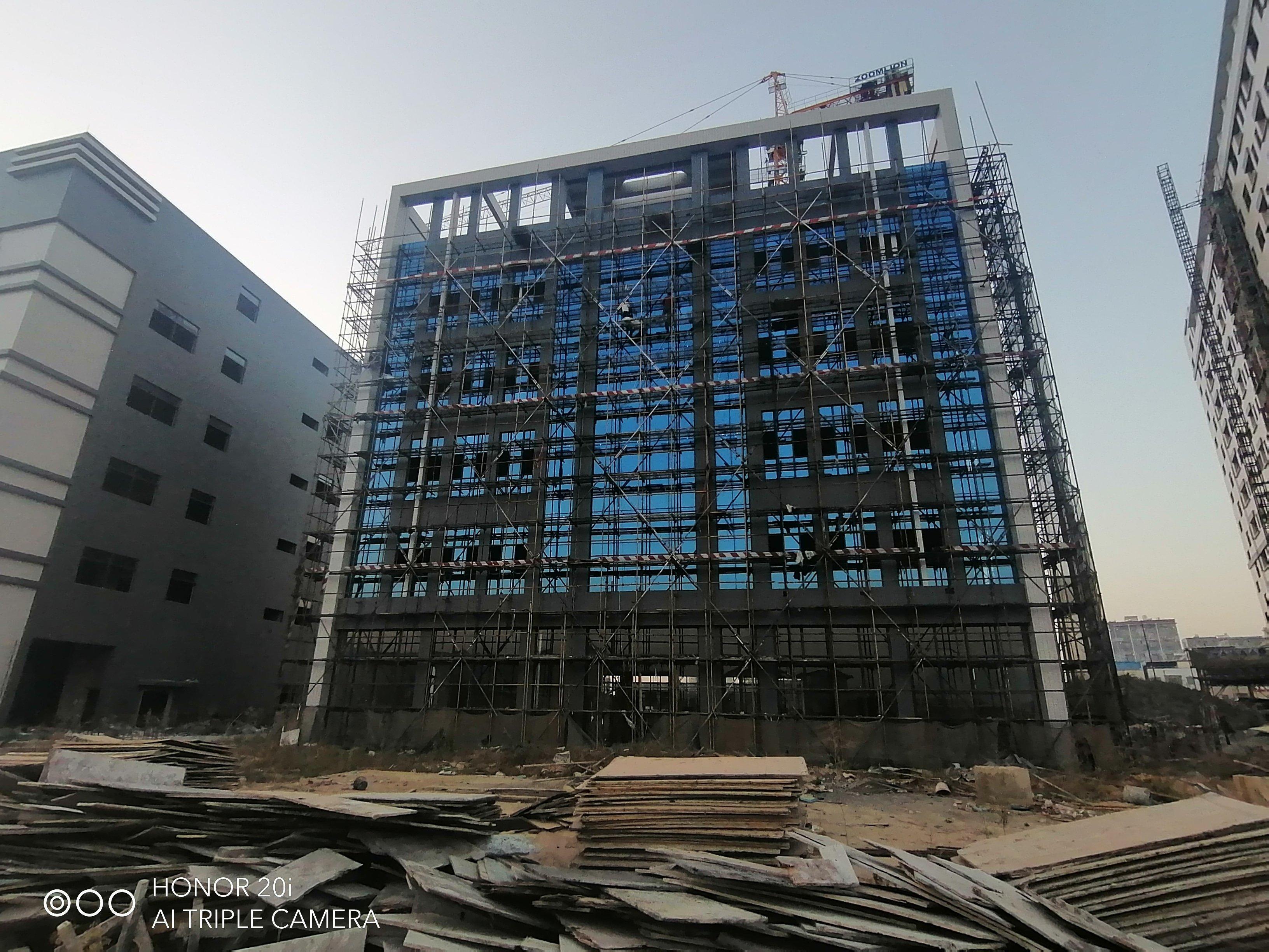 可签10年合同惠州镇隆60000m²国有厂房出租