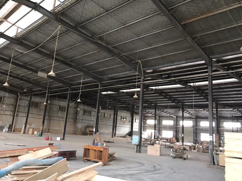 芙蓉北路湘阴交汇出3000平钢结构园区厂房-图3