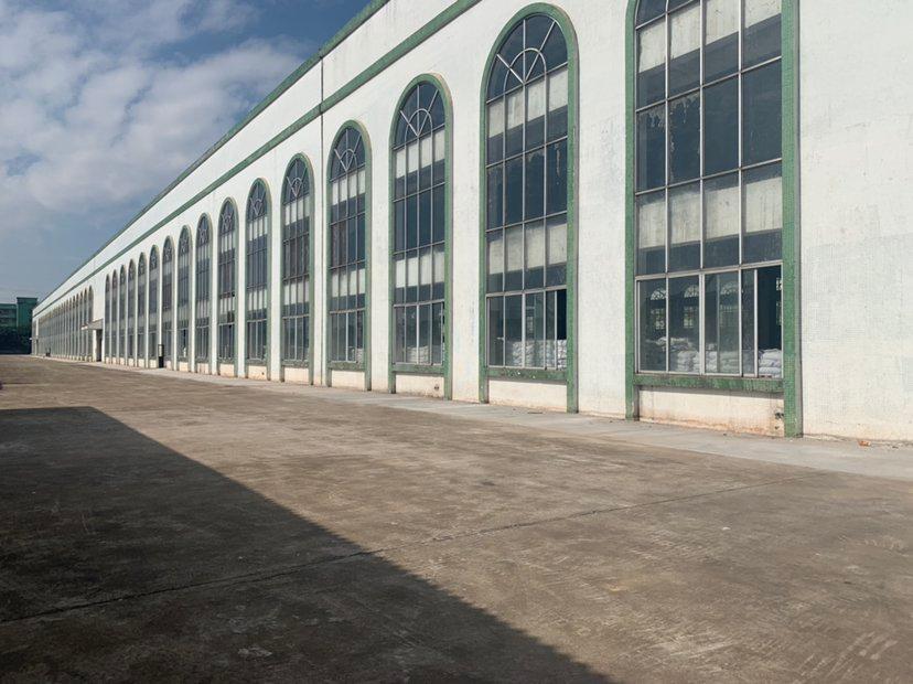 广州市从化区边上新出大型仓49000平方米空地超大滴水