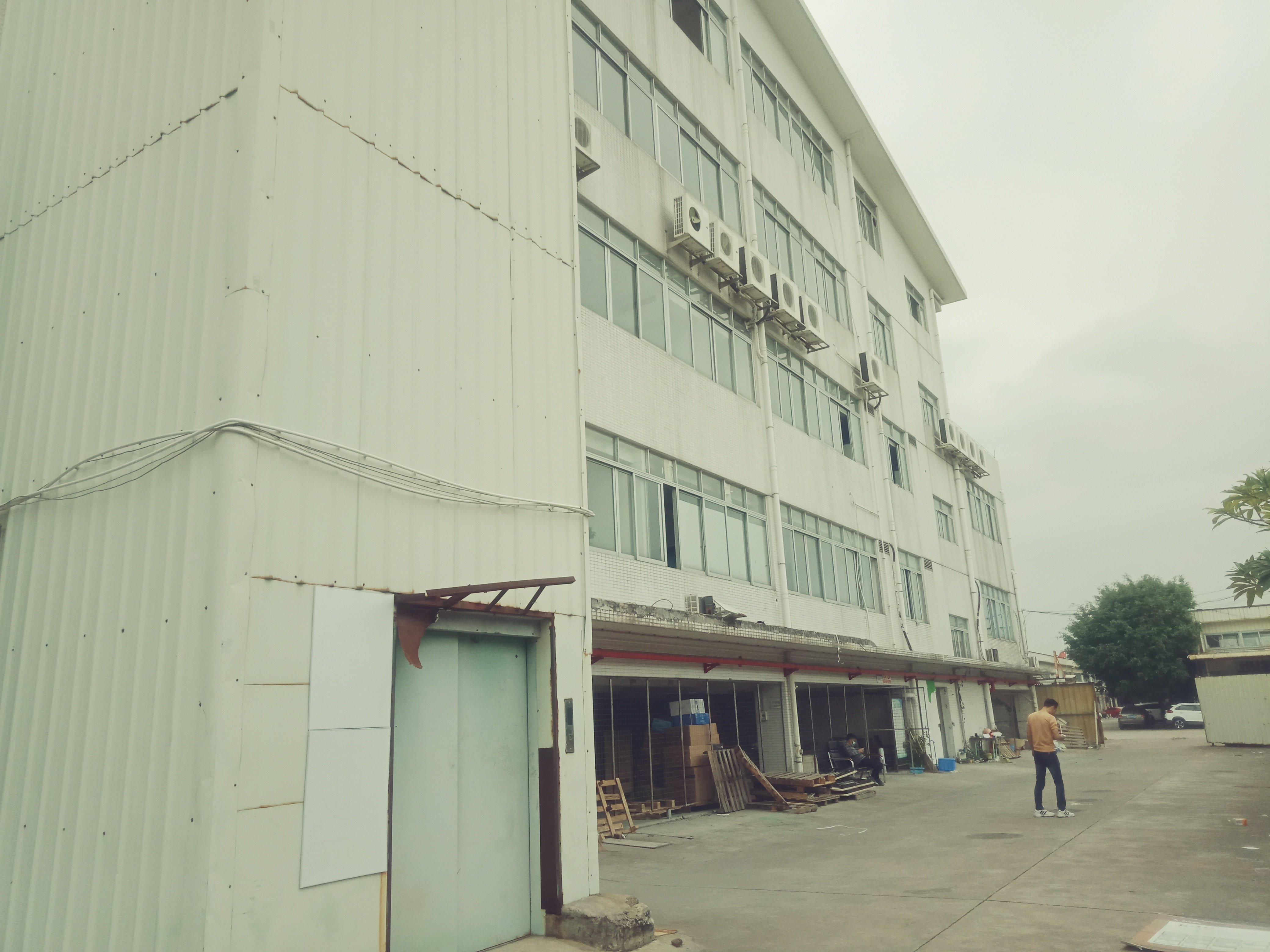 南海九江标准厂房出售3600平米可分售