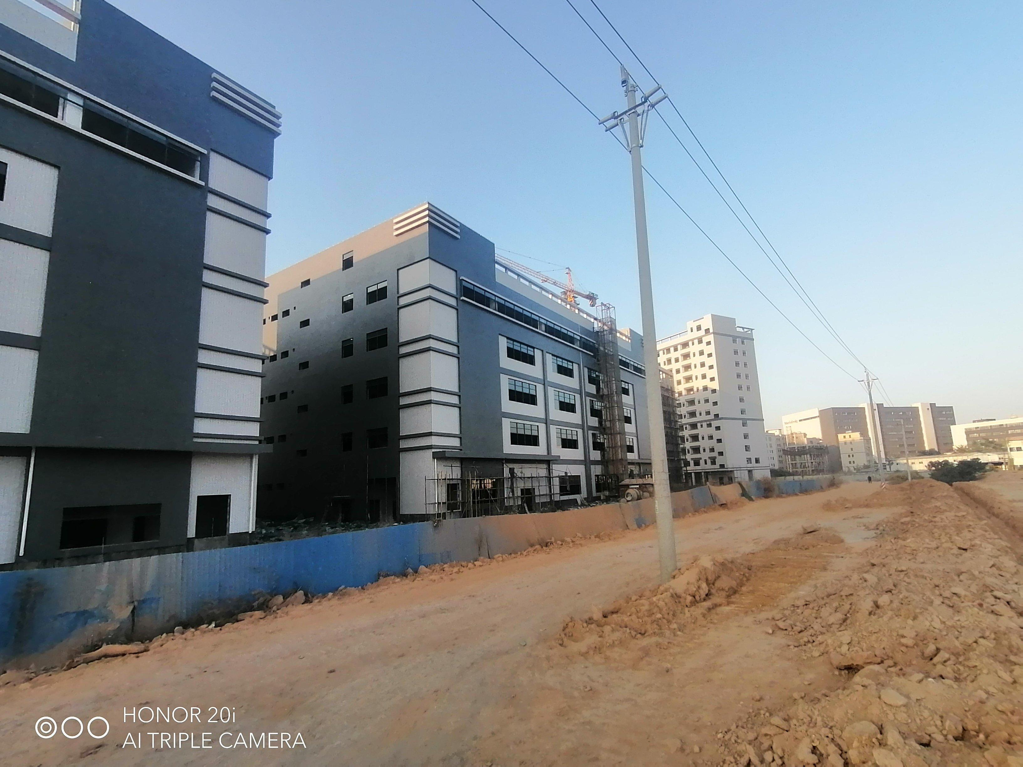 可签10年合同惠州镇隆60000m²国有厂房出租-图2