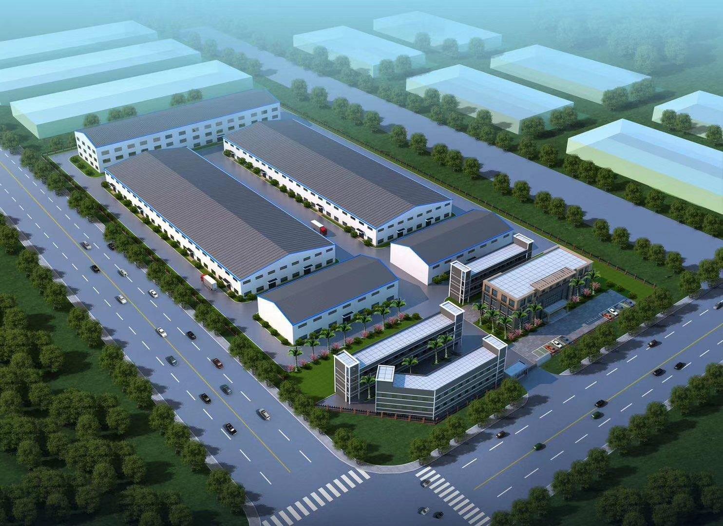 广州市从化区新出新建的带高台仓滴水9米20000方