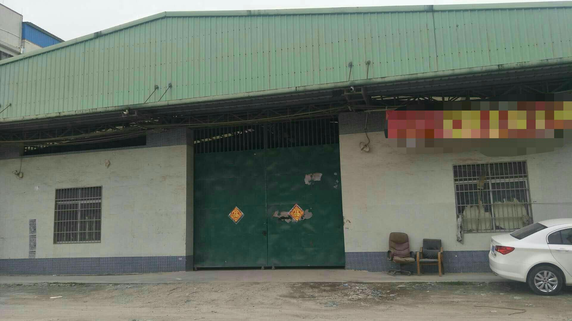 石湾工业区620平方钢架构厂房出租,也可以做仓库