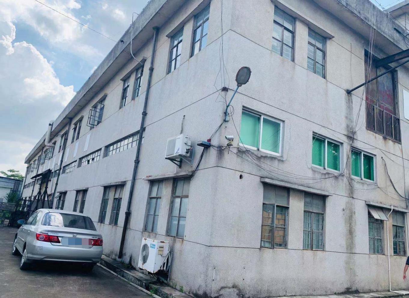 沙井占地14亩建筑7000㎡红本厂房出售