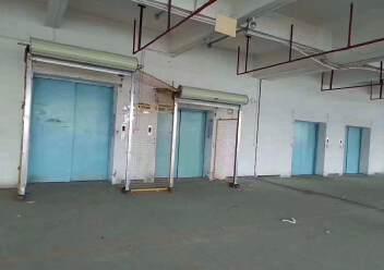石岩物流园新出1900平方仓库出租,带卸货平台,可分租图片2