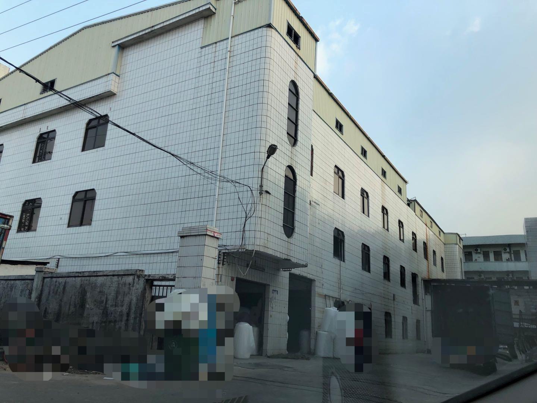 龙华占地4206㎡建筑8200㎡集体厂房出售