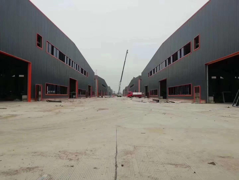 肇庆市高新区90000方全新钢结构厂房适合各行业生产