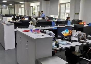 龙华清湖大和路精装修厂房1400平办公1/3,车间仓库2/3图片5