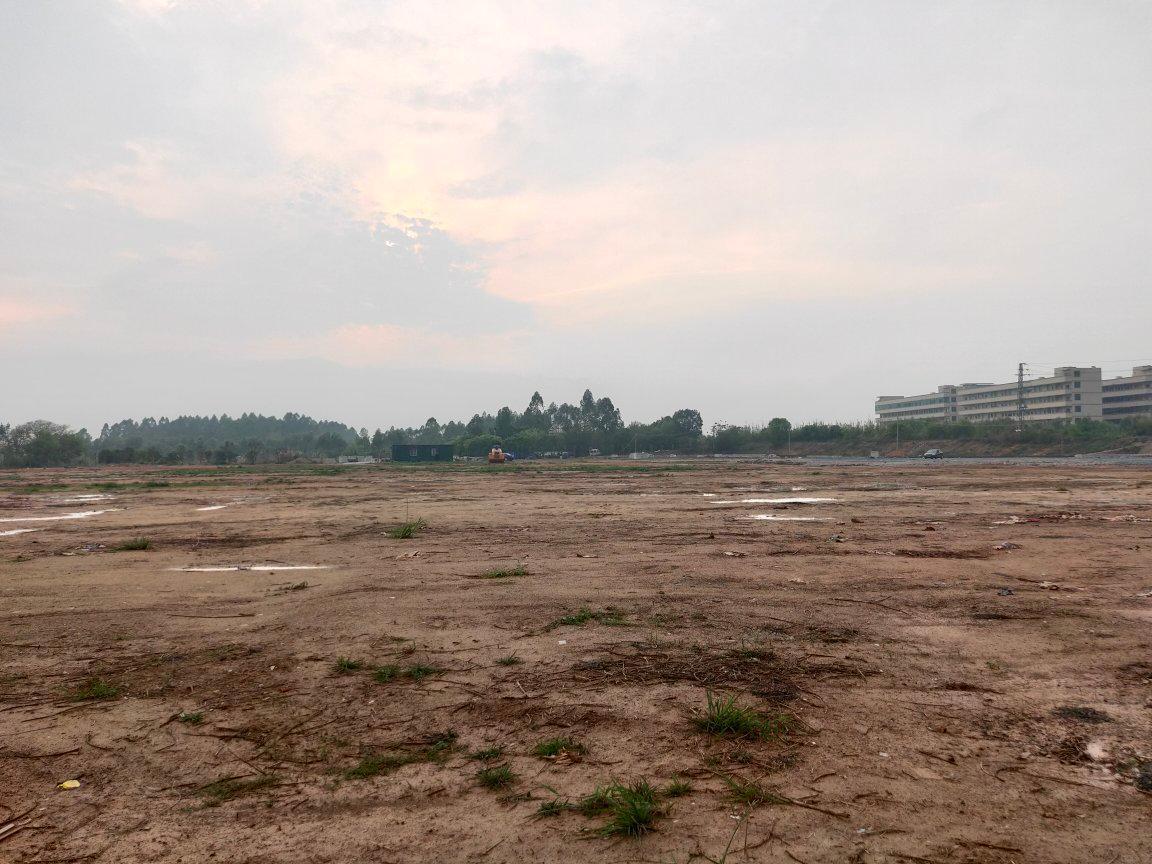 广州438亩国有证物流仓储土地出售交通便利30分可到白云机场