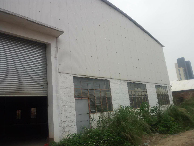 南庄新出钢结构独门独院厂房高度13米1300平米!!!可生产