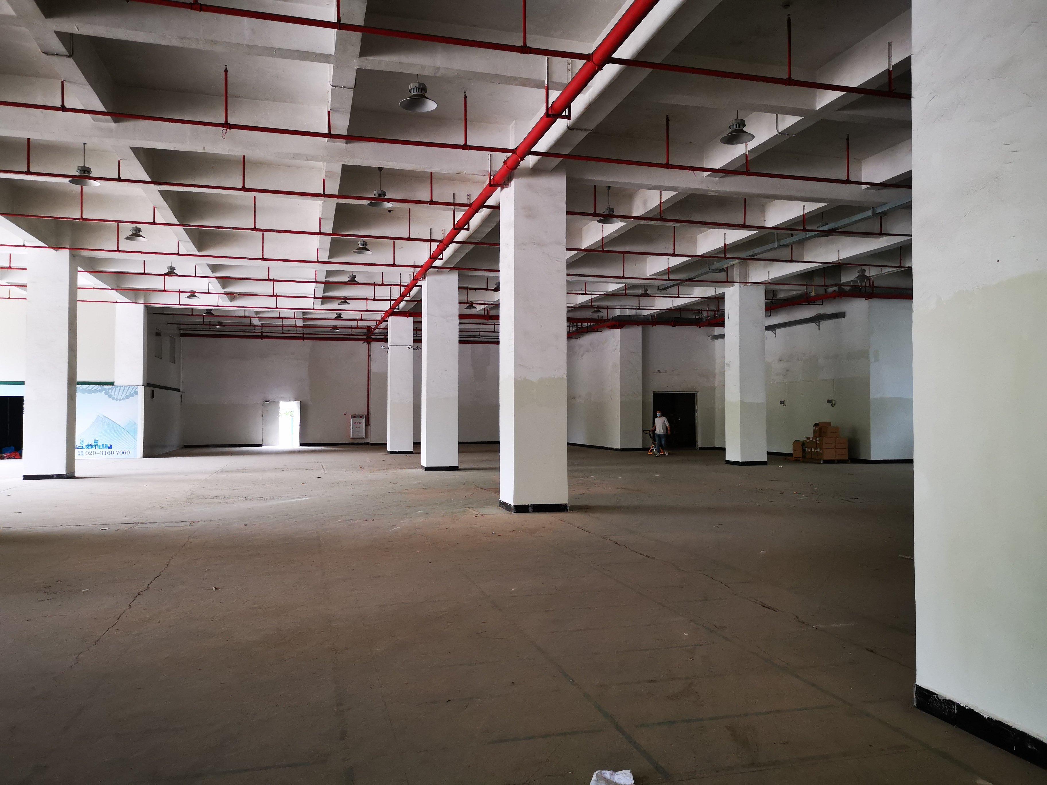 售•新塘11350平高7米国有双证地铁口附近标准重工业厂房