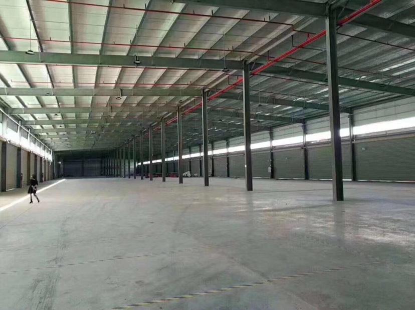 福永10米高红本一楼厂房10000平物流仓库