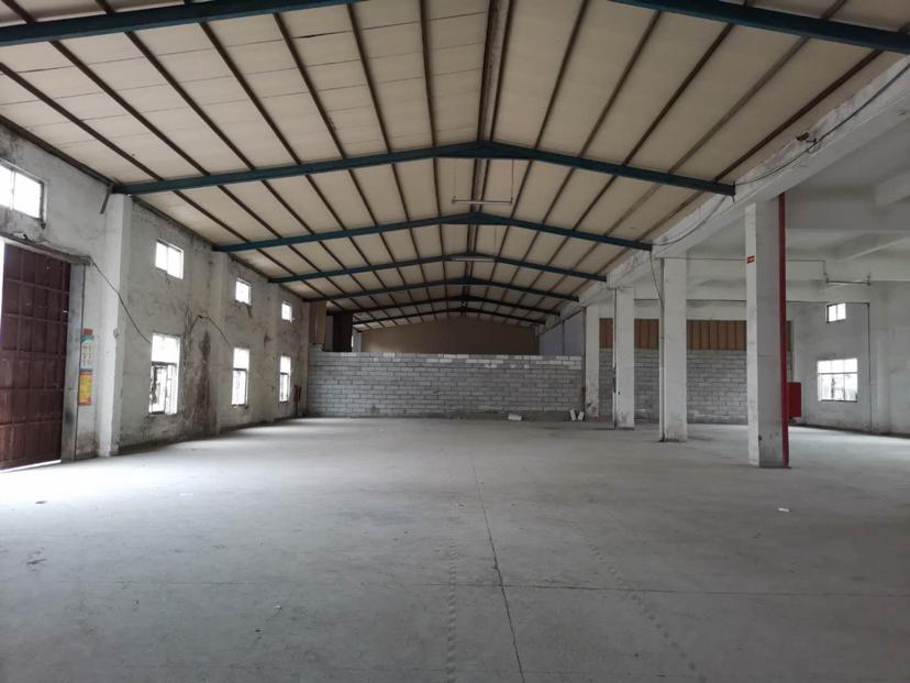 坪地原房里厂房原五月花仓库钢构+标准厂房1300平米高六米