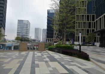 坂田甲级写字楼开发商直租实用率75,免租期60天,100平起图片1