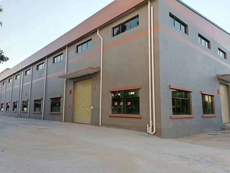潼湖镇高速路口红本带豪华装修厂房4200平方出租
