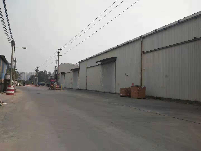 罗村务庄现成装修4500平方厂房出租,无转让费,可分租