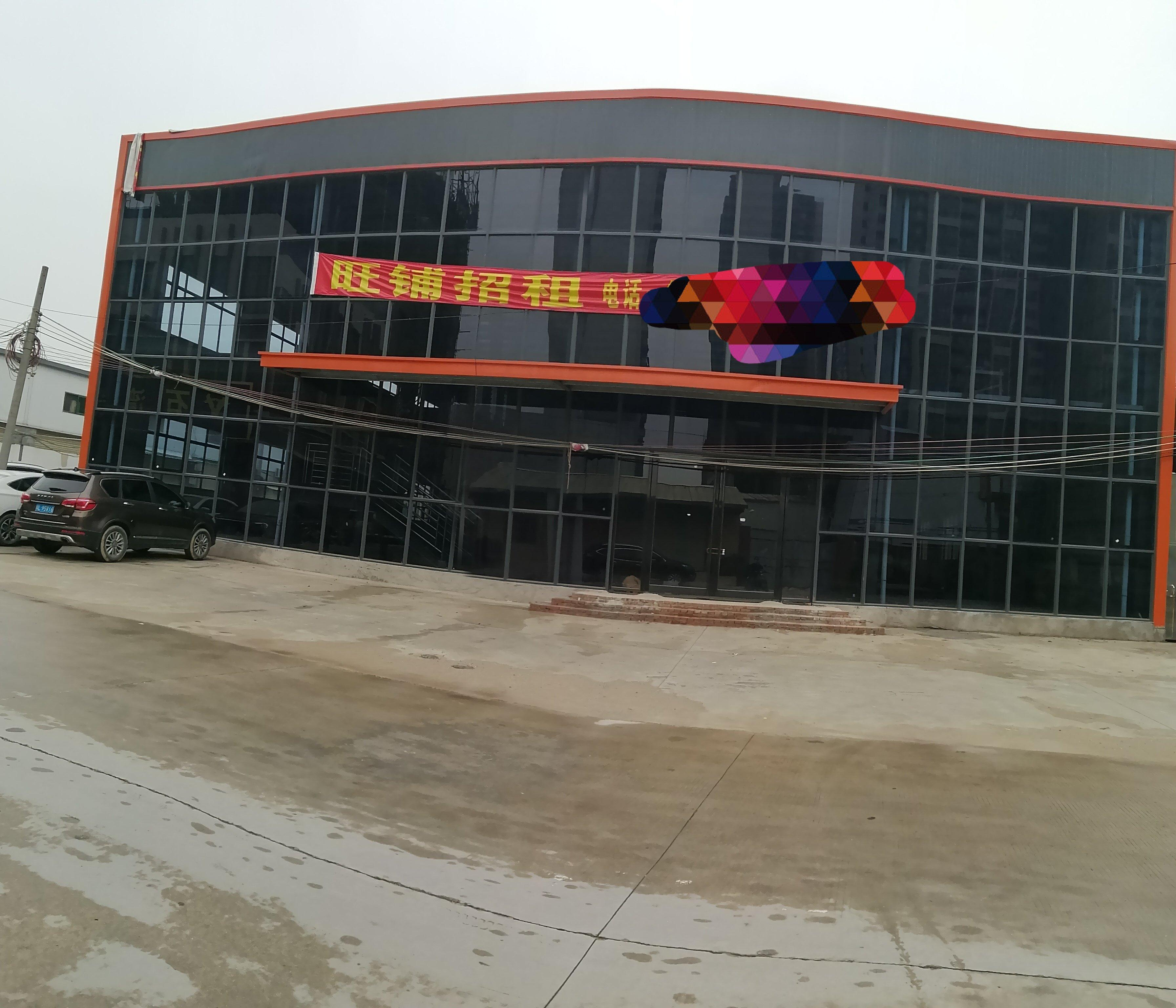 惠州镇隆大型工业园独栋钢构7900平出租