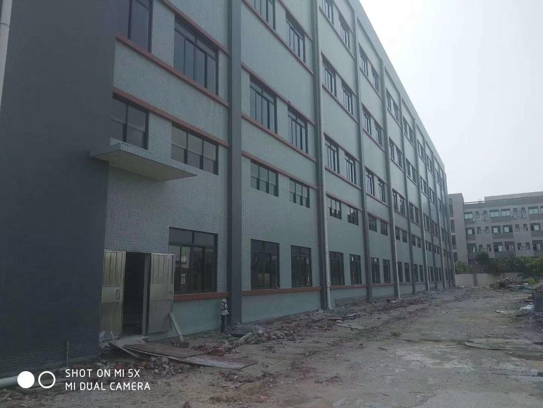 勒流工业区新出标准厂房13000方,一楼带行车