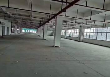 石岩物流园新出1900平方仓库出租,带卸货平台,可分租图片1