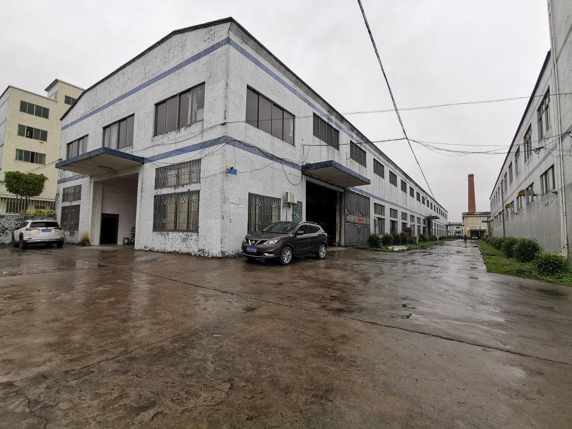 惠东县吉隆镇26000平独门独院单一层钢构厂房出租