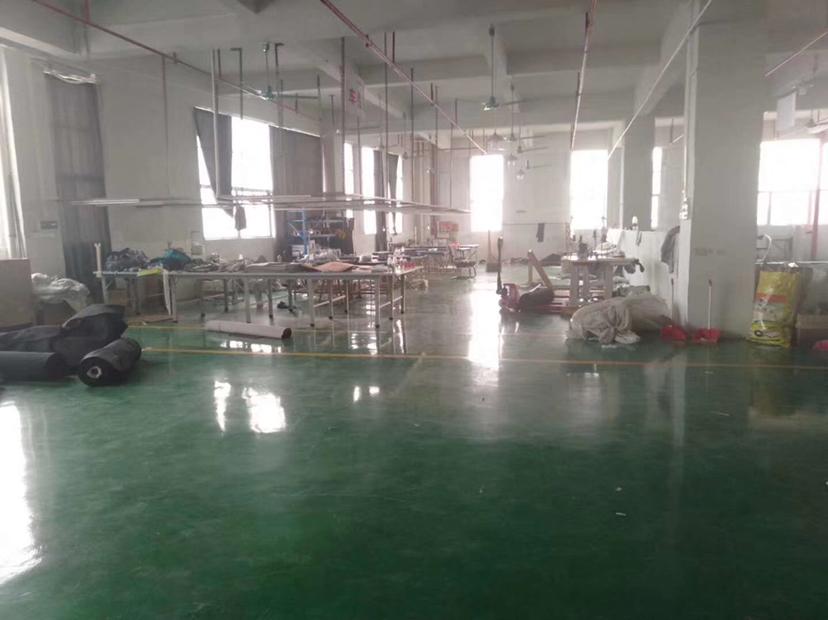 狮山罗村带精装修厂房,水电齐全,无转让费,工业园区,空地大