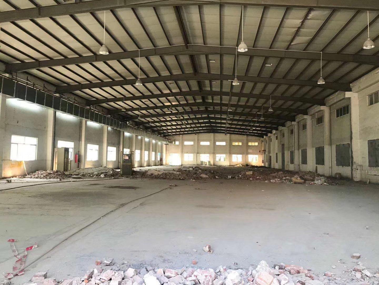龙华观澜高速出口新出单一层4200平物流仓库,滴水九米