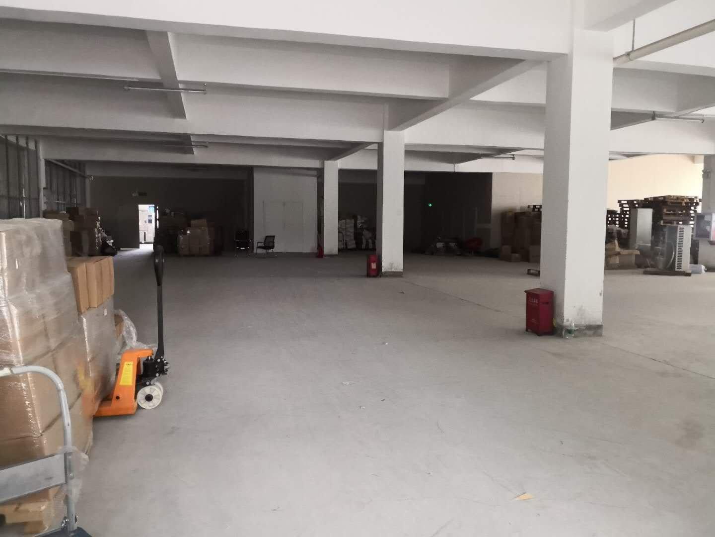 沙井西部客运站蔬菜生鲜配送仓库一楼2800平方厂房出租可以分