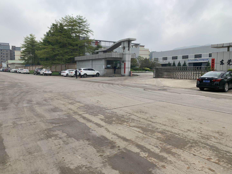 平湖街道独院厂房仓库10000平米出租现成装修空地超大