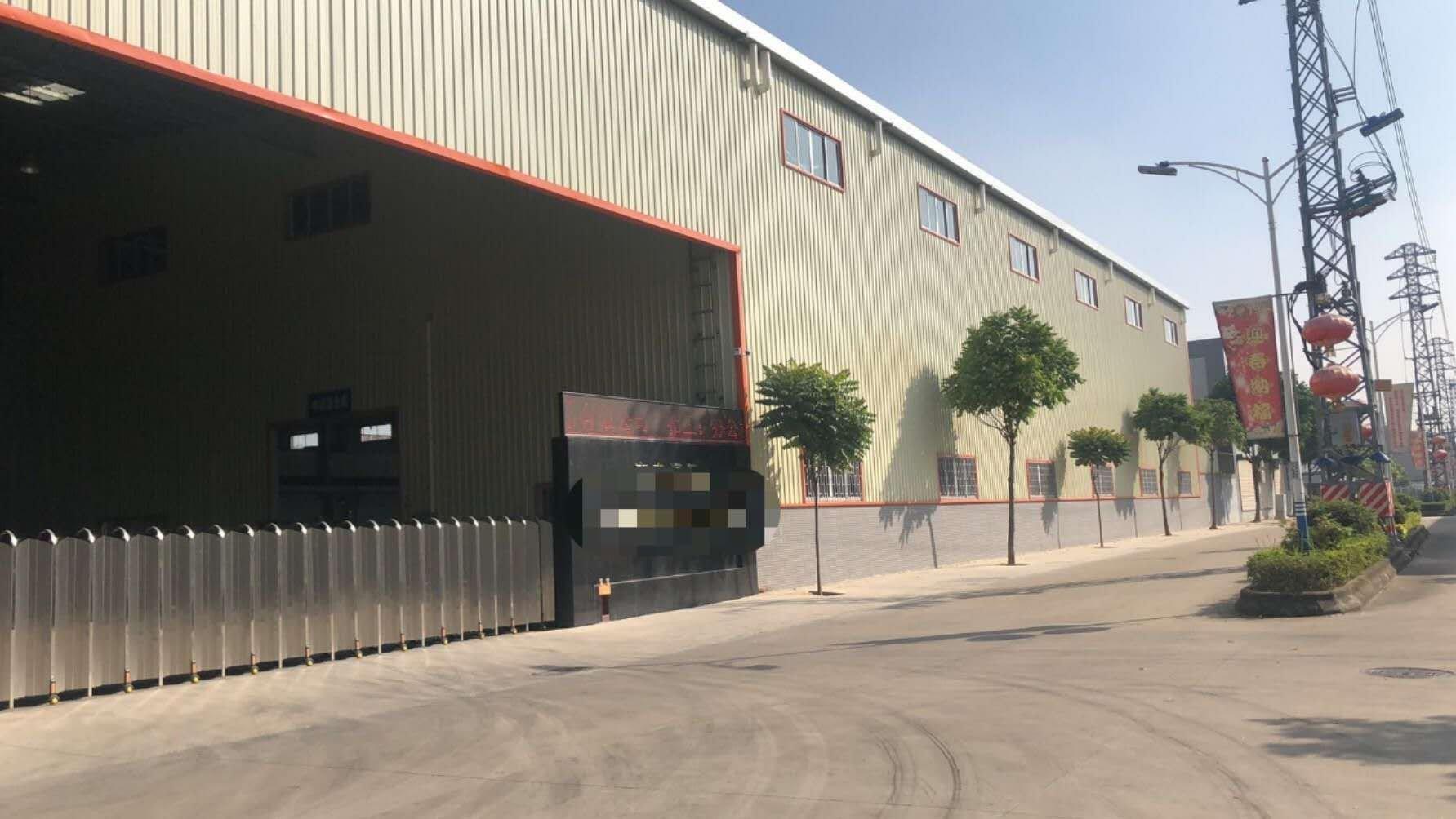 均安镇周边大型工业区内出租高钢构厂房