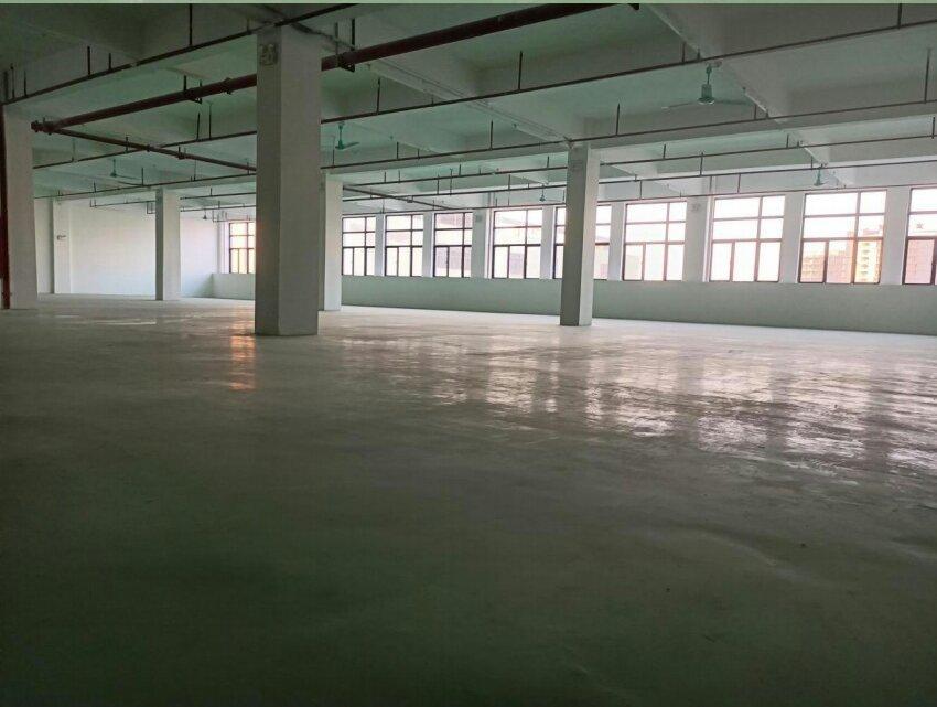 广州黄埔区建筑1060㎡国有证厂房一层出 售中新知识城