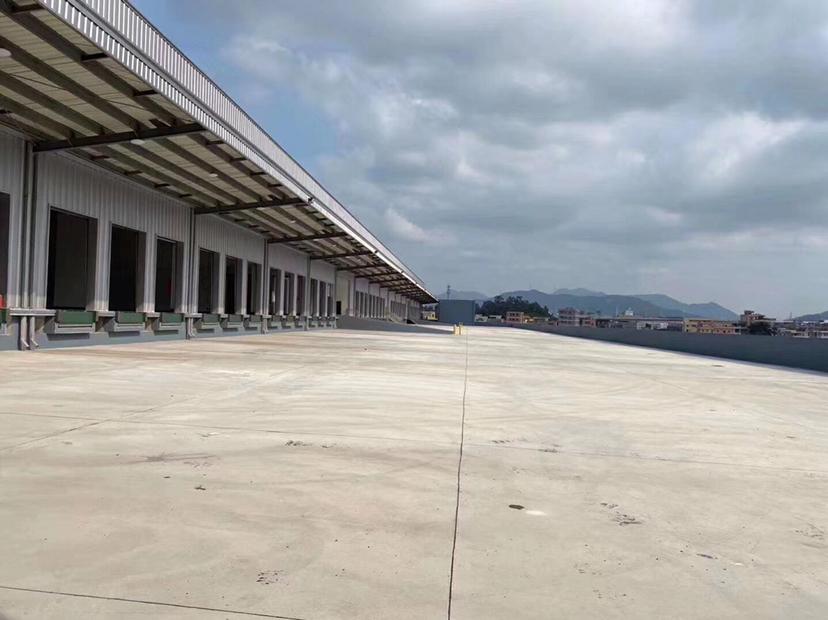 龙岗区横岗物流园标准物流仓库23000平有消防喷淋等证件