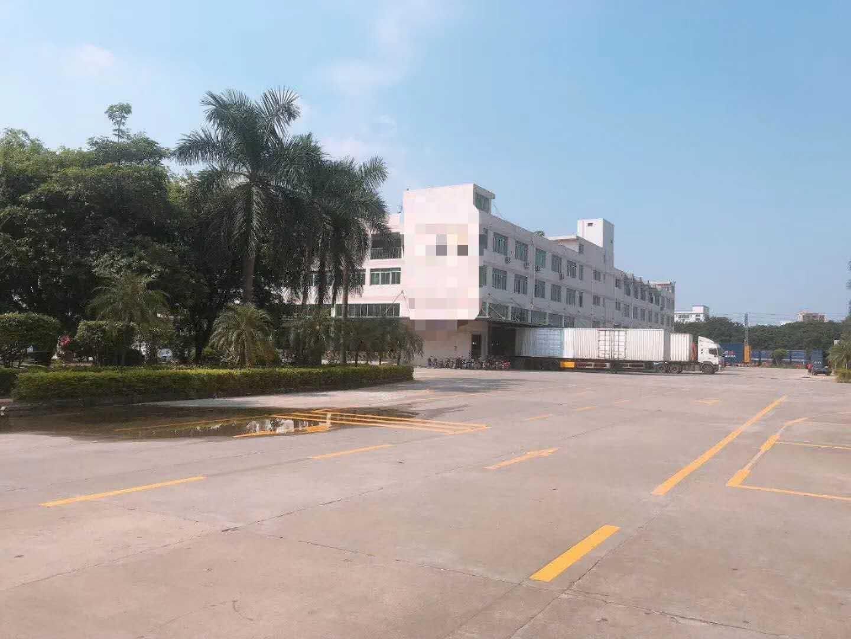 虎门镇南侧新出10500平带卸货平台仓库出租物流仓出租
