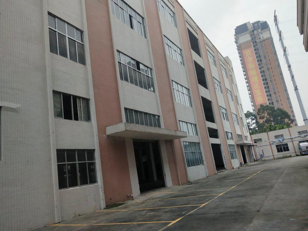 广州增城新出独院标准仓库每层5000平方三吨货梯三台可分租
