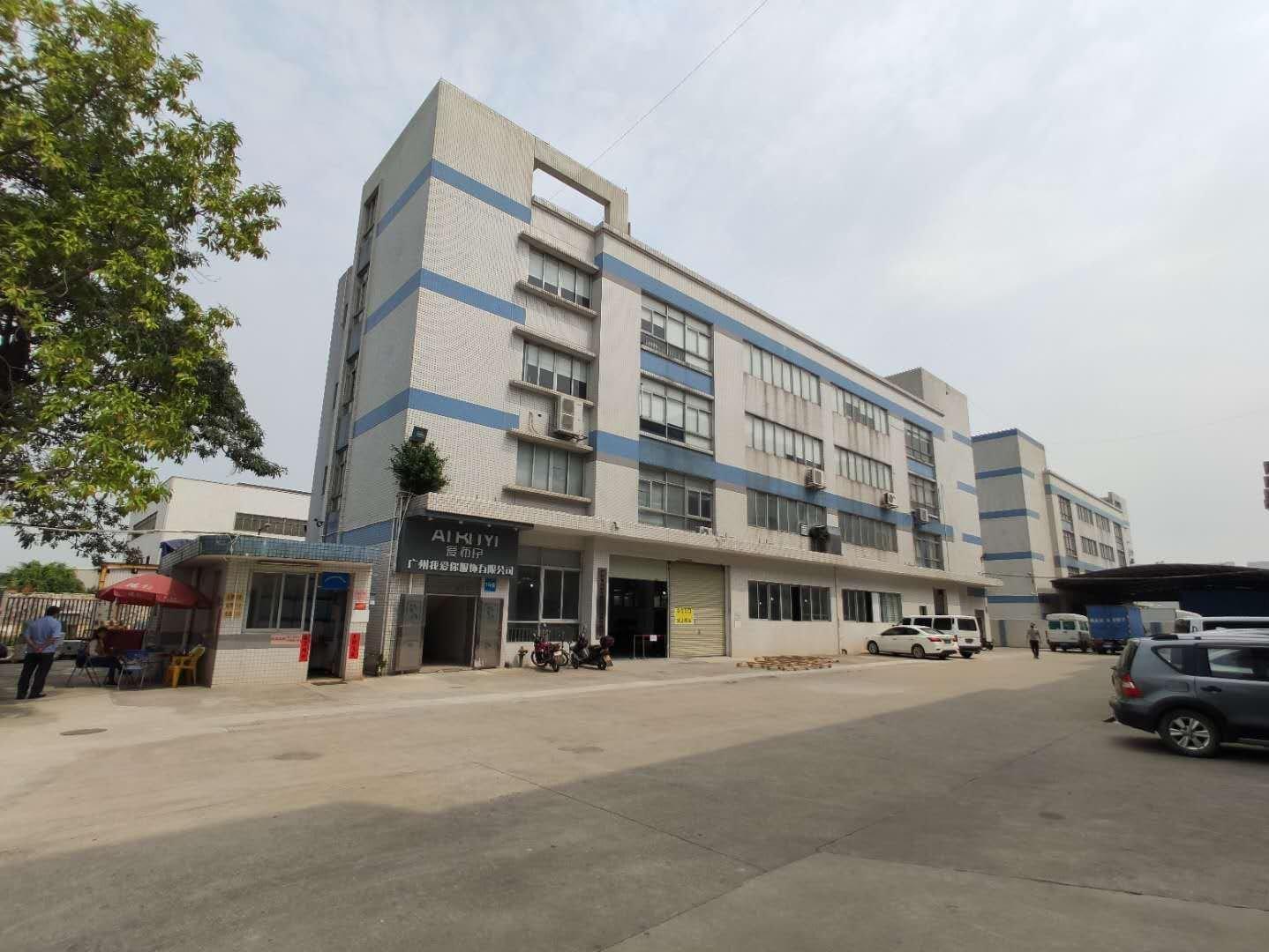 佛山顺德勒流新出独栋标准厂房,带现成装修,证件齐全,可办环评