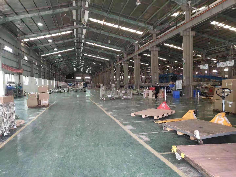 新建滴水10米单一层钢构厂房急售