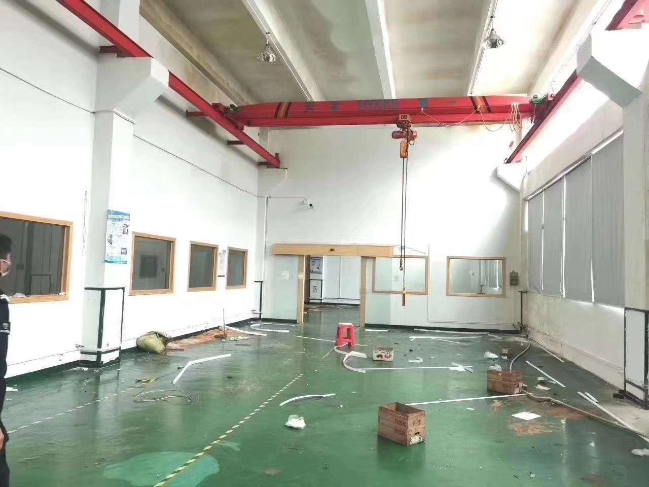 石湾新出国有不动产权8500平方标准厂房出售