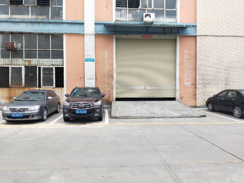 沙井宝安大道后亭地铁站边上一楼950平方厂房出租高度5.5米