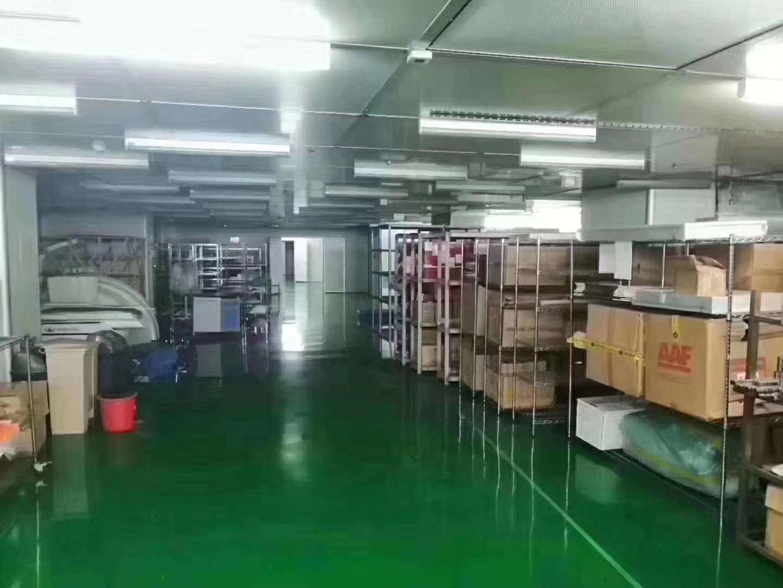 宝安石岩新出医疗级别无尘车间2200平,原房东红本厂房出租。-图3