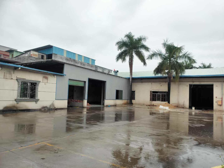 仓库钢结构厂房出租7000平米价格好谈