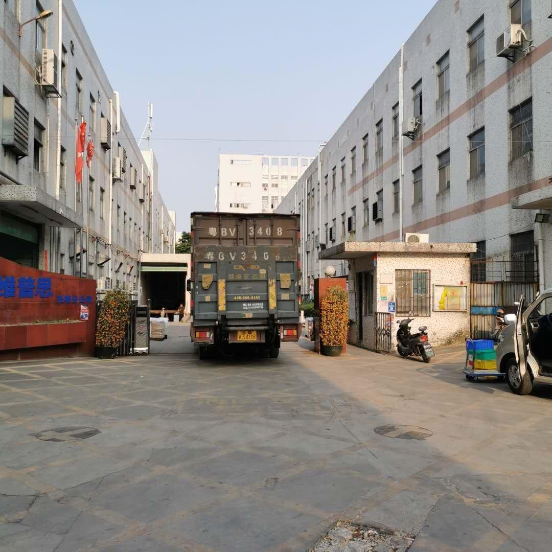 光明长圳独院厂房1~3层11112平米,带红本,租金25含税