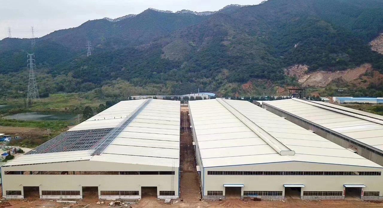肇庆厂房占地面积24万m²,现有70000m²单一层厂房出租-图4