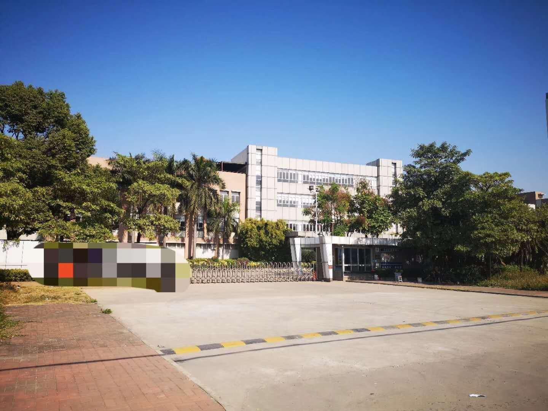荔湾区茶滘独院大型工业园区厂房出租,周边配套常熟,人气旺