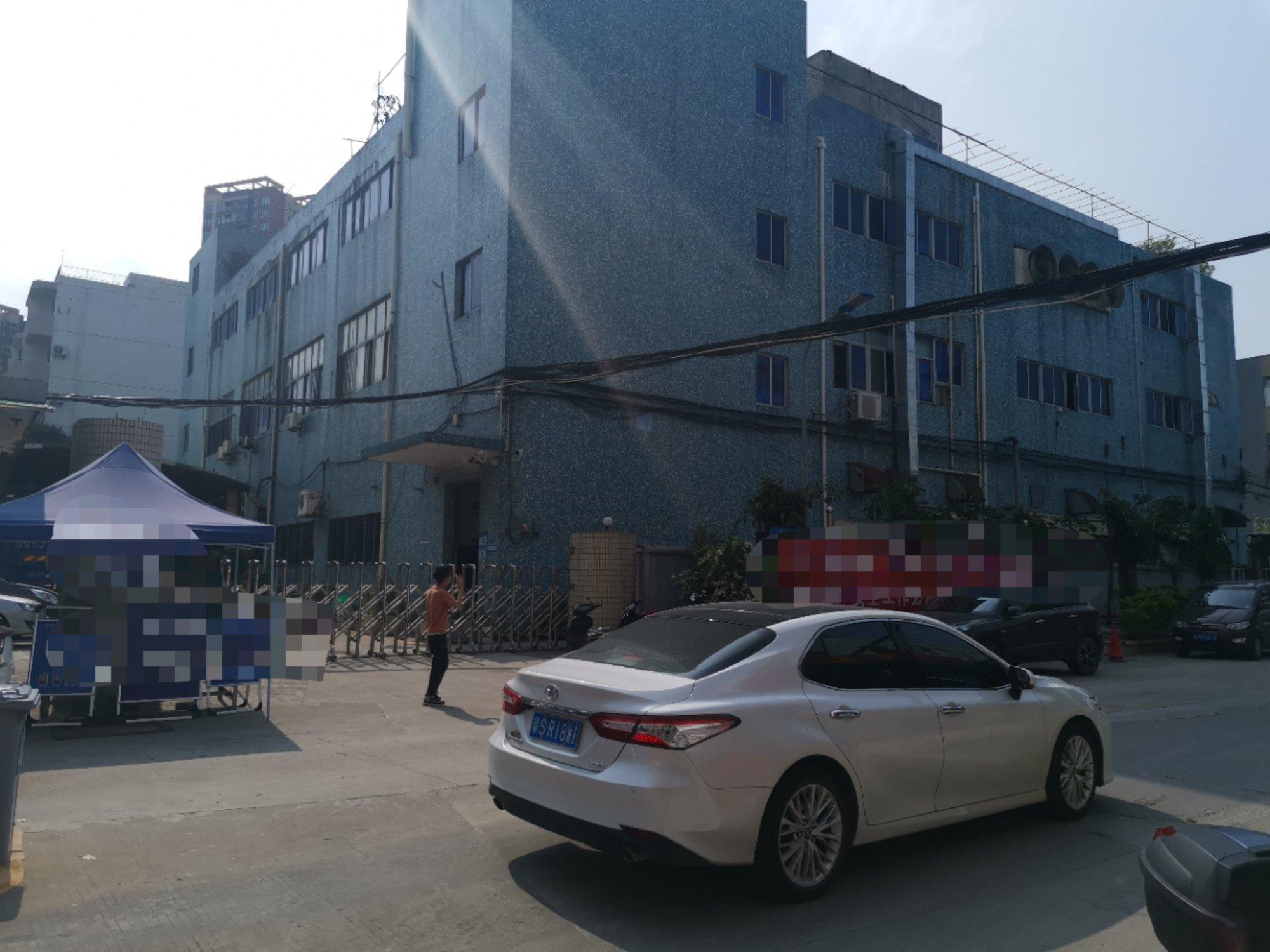沙井村委独院厂房现可预定,月底空出。厂房三层6000平,