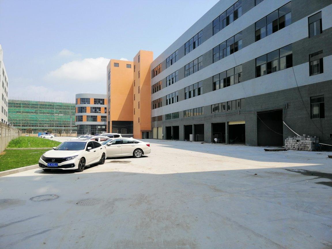 勒流镇正规成熟工业区新城独院带房产证出租,可分租