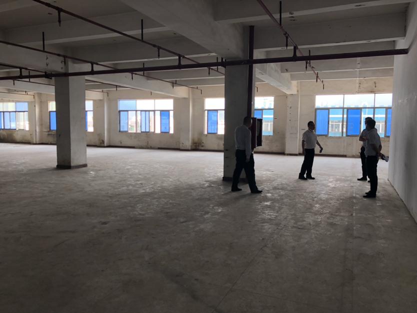龙岗区横岗六约新出靓盘整层3880可以按照客户要求隔墙分租-图9