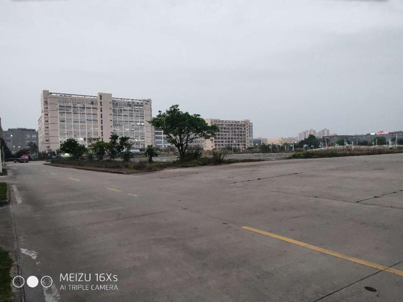 28米28米高空地10万平位于深圳坪山大工业区高速路口
