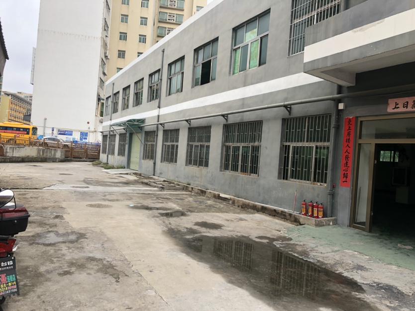 福永新田工业区附近最新出独门独院精装修领包入住2180平厂房