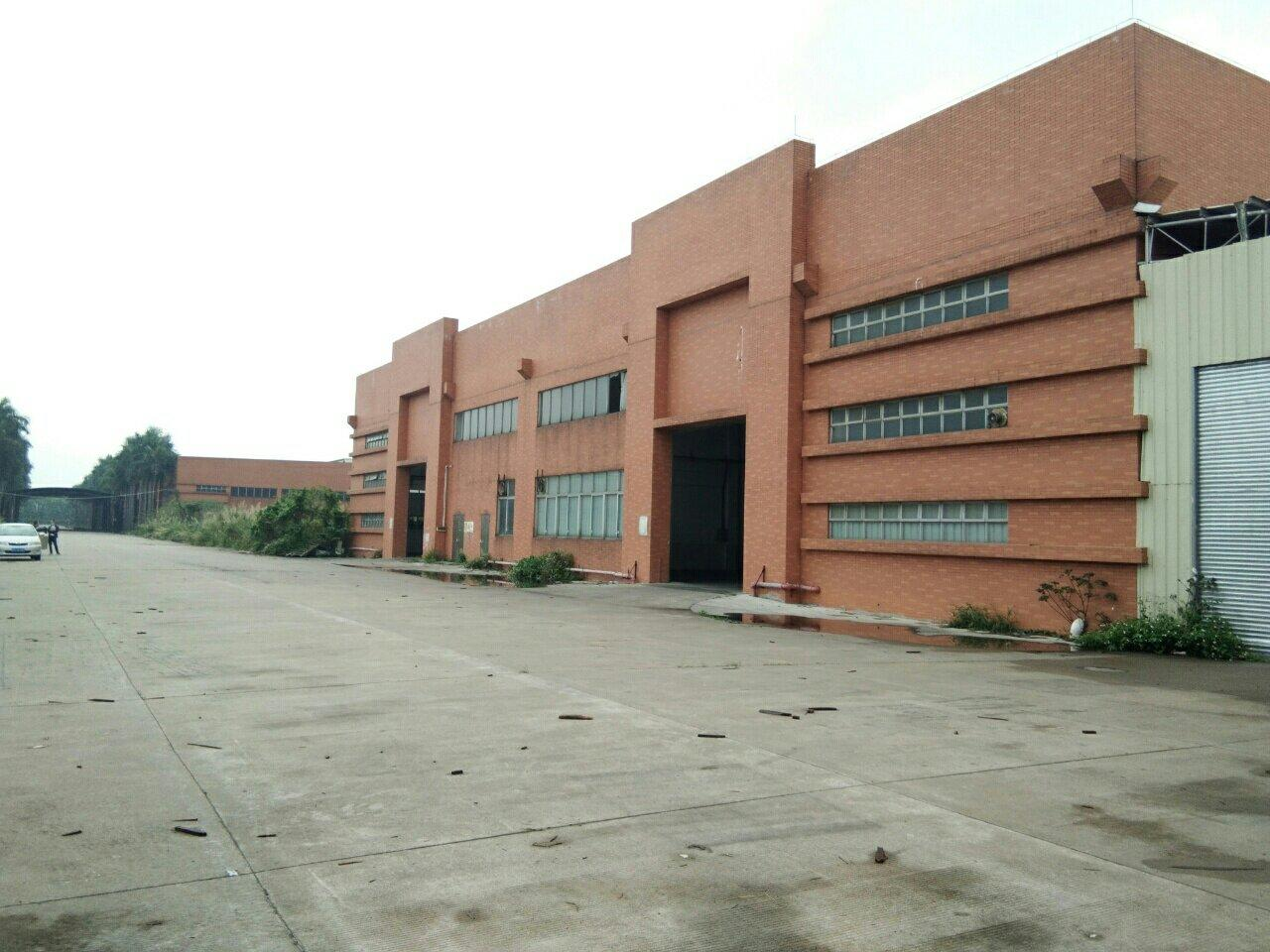 佛山市顺德勒流工业区单一层15800厂房仓库出租,价格16元