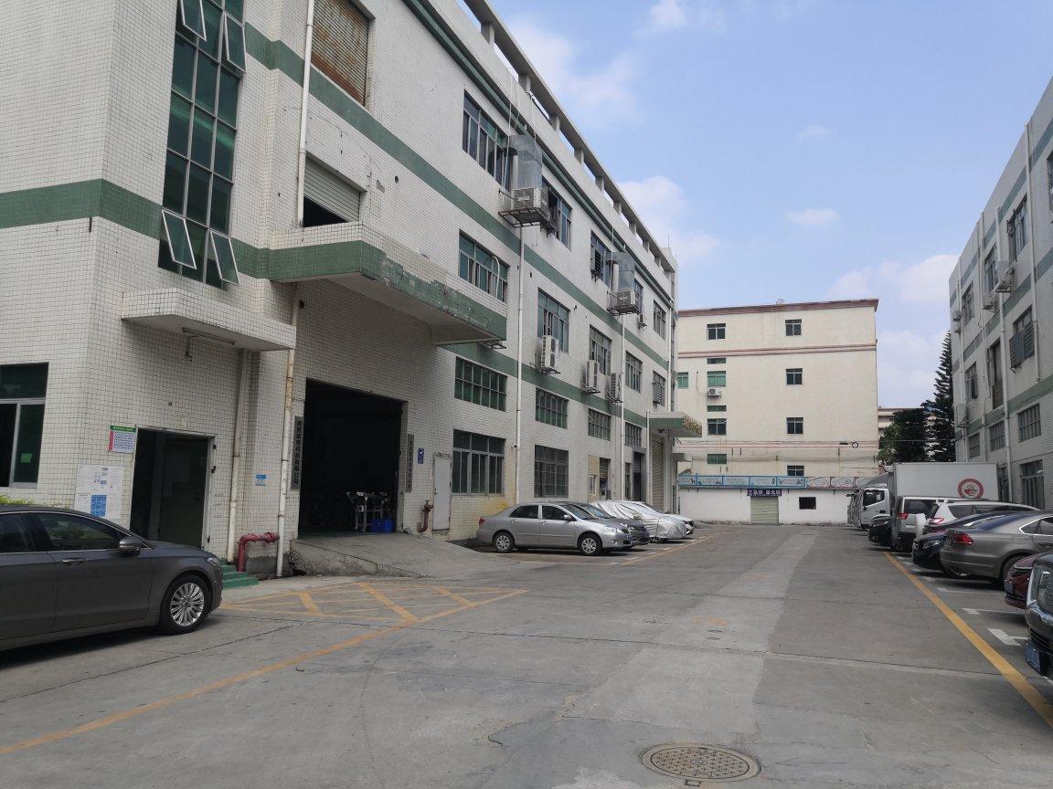 东莞市大型工业区独门独院厂房5500平出售