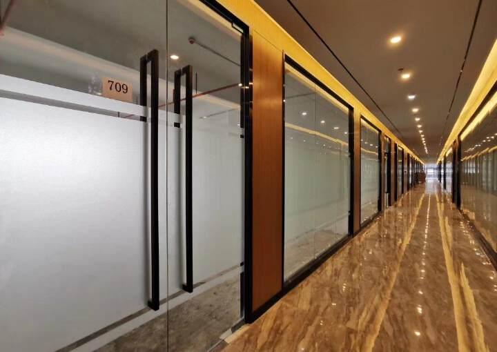 坂田甲级写字楼开发商直租实用率75,免租期60天,100平起图片3